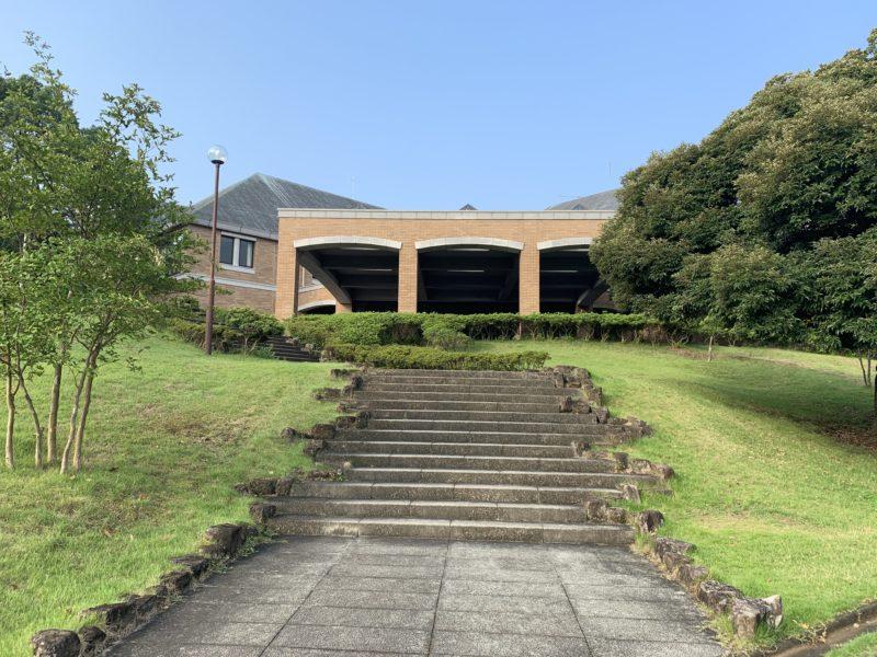 高麗川カントリークラブのクラブハウス